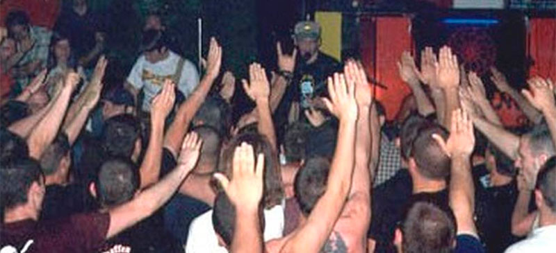 Foto portada: un concert de Batallón de Castigo.