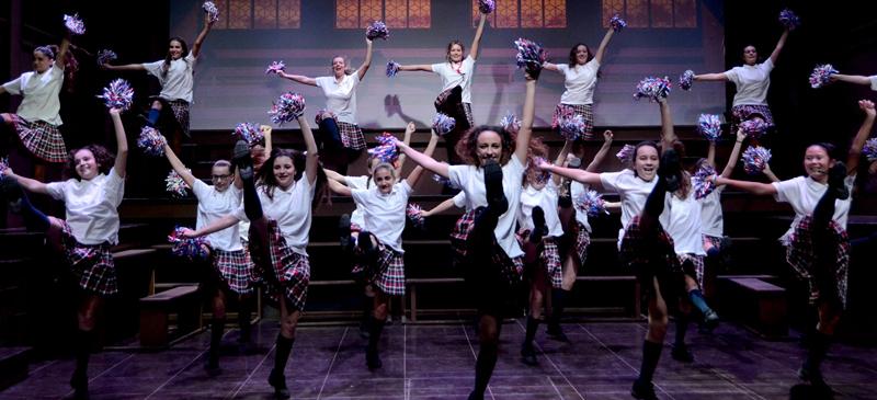 Una escena de 'Castle School'. Autor: David B.