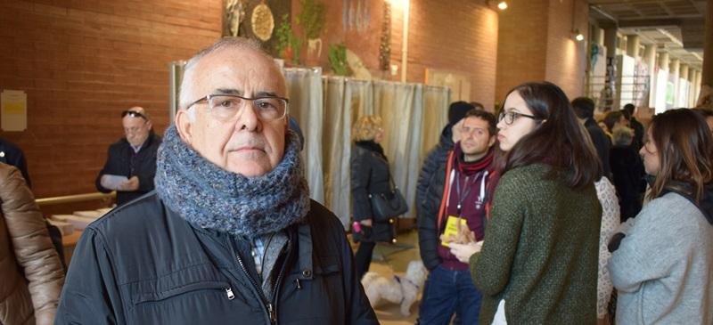 Miguel Reche, al Joanot Alisanda. Autor: A. Pujadas.