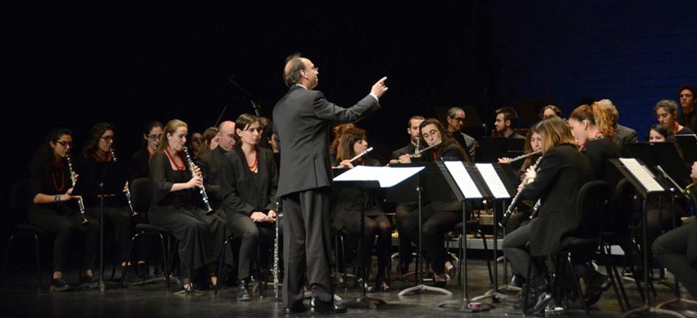 Banda de Música de Sabadell. Autor: David B.