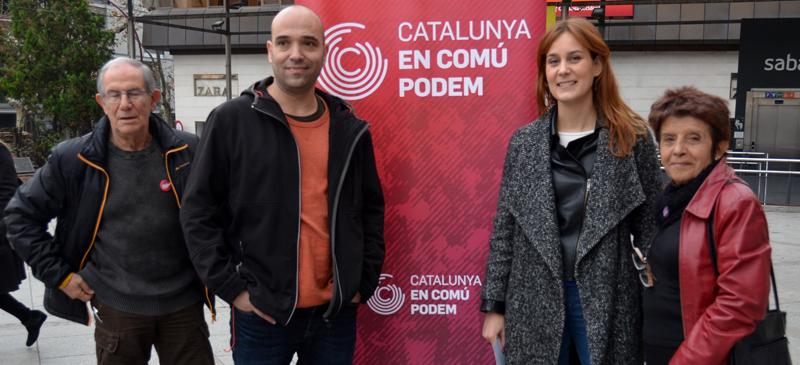Catalunya en Comú Podem. Autor: David B.