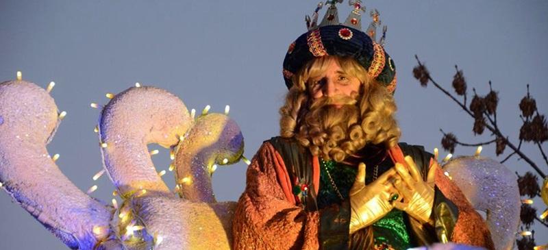 Foto portada: el rei ros, a Can Deu. Autor: David B.