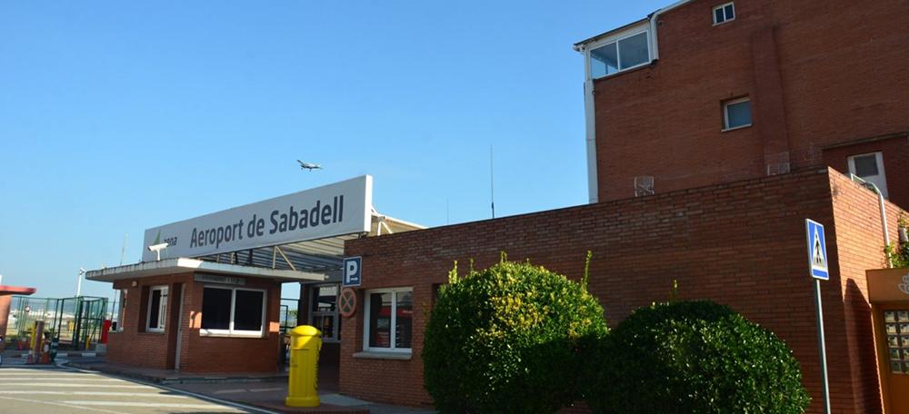 Aeroport de Sabadell. Autor. David B.