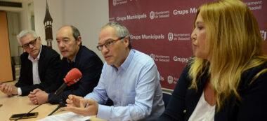 Foto portada: Toni Font, Josep Beltran, Carles Rossinyol i Sílvia Renom. Autor: David B.