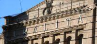 Foto portada: façana de l'antiga fàbrica Uralita a Cerdanyola. Autor: ACN.