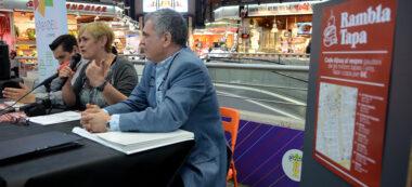 Foto portada: presentació del Rambla Tapa al Mercat Central de Sabadell. Autor: David B.