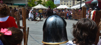 Foto portada: lluites medievals. Autor: David B.