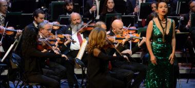 Un moment del concert. Autor: David B.