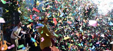 Celebració cap d'Any Infantil. Autor: David B.