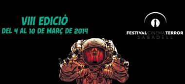 Imatge de portada: La novena edició del Festival de Cinema de Terror de Sabadell tindrà lloc del 4 al 10 de març de 2019.