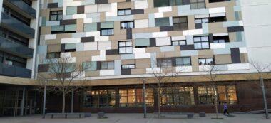 Foto portada: habitatges dotacionals al complex Alexandra. Autor: David B.