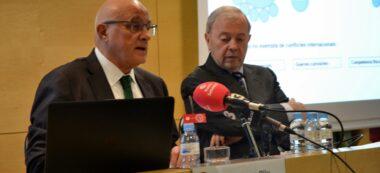 Foto portada: el president del BS, Josep Oliu, i el president de la Cambra de Comerç de Sabadell, Antoni Maria Brunet. Autor: J.d.A.