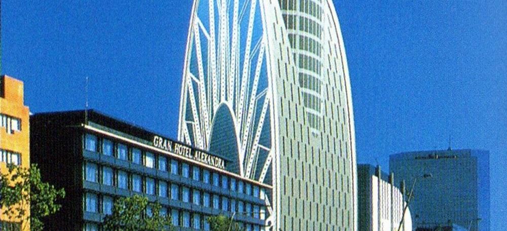 Simulación digitalizada de la Euro Nikkon Tower en el EIx Macià.