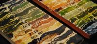 Detall d'algunes de les peces on en Lluís Clapés feia proves durant el procés de creació. Autor: R. Cañadas
