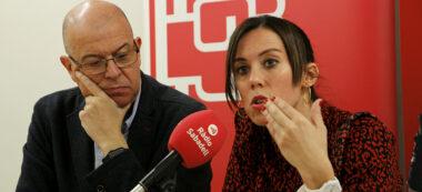 José Zaragoza i Marta Farrés. Autor: M. Tornel.