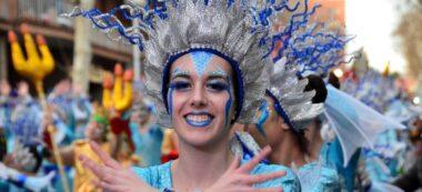Foto portada: un moment de la rua de Carnaval, l'any passat. Autor: David B.