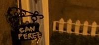 Foto portada: un detall de la casa, al carrer de la Borriana. Autor: cedida.