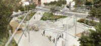 Foto portada: imatge virtual del projecte guanyador. Autor: cedida.