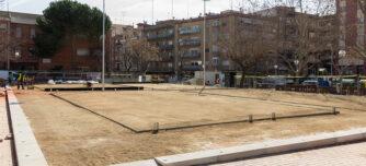 Plaça de la Llibertat. Autor: M.Tornel