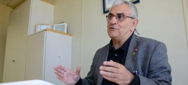 El director dels SSTT d'Educació al Vallès Occidental, Jesús Viñas. Autor: David B.