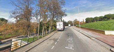 Foto portada: l'avinguda d'Andreu Nin. Foto via Google Street View.