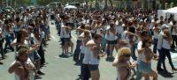 Foto portada: el rècord Guinness de ball de bachata, a Arenys de Munt. Autor: cedida.