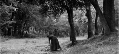 Rasclonant en el Pla de la Font. Any 1906. Joan Vilatobà. MAS