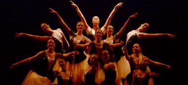 Foto portada: coreografia de l'escola de Dansa Ritme, Autor: David B.