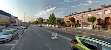 Foto portada: la N-150, al seu pas per Barberà. Foto: Google Street View.