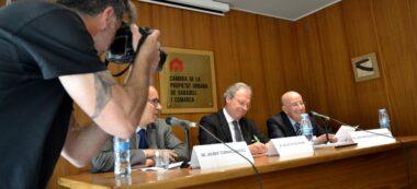 Foto portada: Antoni Quintana, a la dreta. Autor: J.d.A.