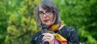 Clara Palau - Acte Trans ERC. Autor: David B.