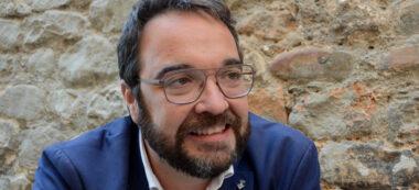 Juli Fernàndez - ERC. Autor: David B.