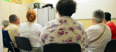 Foto portada: un moment de la sessió, aquest dimecres. Autor: David B.