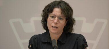 Foto portada: Marta Morell, segona tinent d'alcaldessa de Sabadell. Autor: R.Benet.