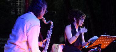 Àngels Bassas al Fresc Festival. Autor: David B.