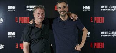 Justin Webster i Enric Bach. Autor: HBO