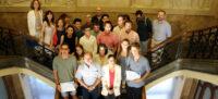 Reconeixement alumnes amb millors notes d'accés a la universitat. Autor: Ajuntament