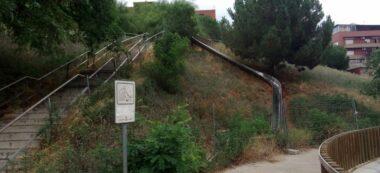 Foto portada: el parc de la Romeua. Autor: Cs / cedida.