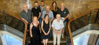 Reunió Ajuntament Plataforma residència del Sud. Autor: Ajuntament