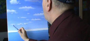 Pintar el cielo