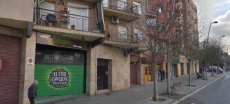 carrer Sant Jaume de Ripollet.