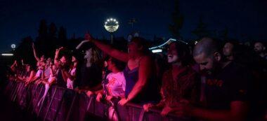 Foto portada: un concert de Festa Major. Autor: David B.