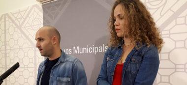 Adian Hernandez i Laura Casado. Autor: David B.