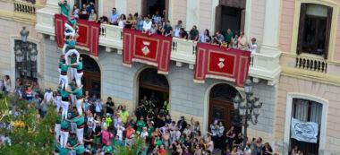 Castellers de Sabadell (4d8). Autor: David B.