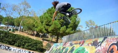 SkatePark. Autor: David B.