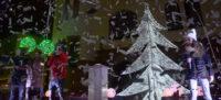 Encesa llums Nadal. Autor: David B.