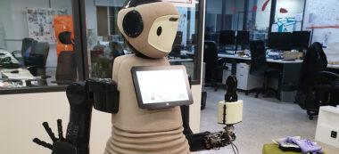 robot IVO, ESDi
