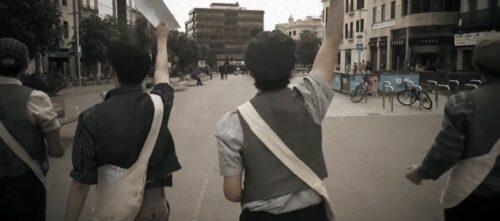 Foto portada: un frame del trailer del documental.