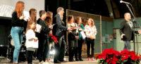 Imma Cabré guanya el premi de la Festa de les Lletres Catalanes del Vallès Oriental. Autor: Cedida.