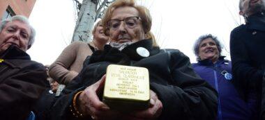 Foto portada: la germana de Salvador Vidal, aquest migdia. Autor: David B.